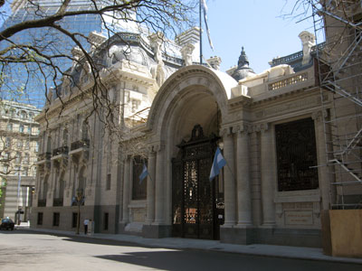 Buenos Aires, Retiro, Alejandro Christophersen, Anchorena