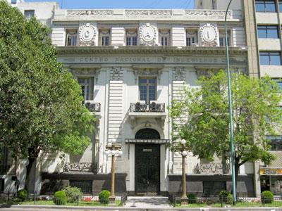 Buenos Aires, Retiro, Alejandro Christophersen, Hotel Pedro Méndez