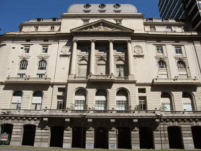 Buenos Aires, San Nicolás, Alejandro Christophersen, Bolsa