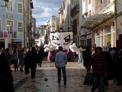 Portugal, Coimbra, Queima das Fitas 2010