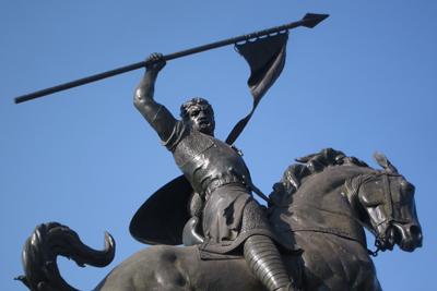 Sevilla, El Cid Campeador, Anna Hyatt Huntington
