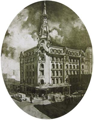 Buenos Aires, Confitería del Molino, Francisco Gianotti