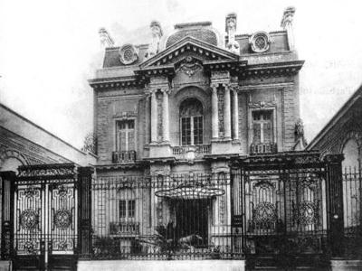 Buenos Aires, Retiro, Alejandro Christophersen, Hotel Leloir