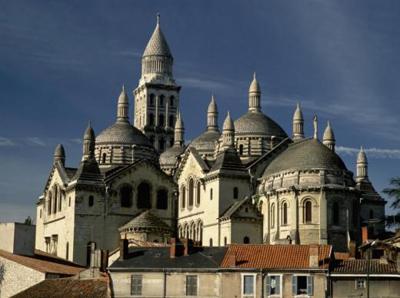 France, Périgueux, Cathédrale Saint-Front