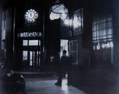 Buenos Aires, San Nicolás, Avenida Corrientes, Alejandro Christophersen, Edificio Transradio, Aarón Suibel