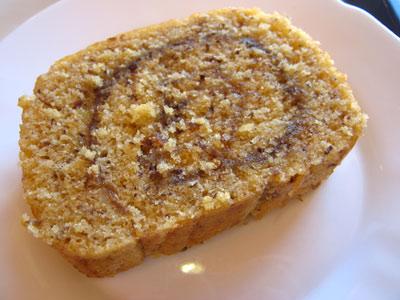 Portugal, food, doce, bolo de amêndoa