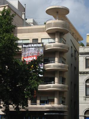 Portugal, Lisboa, Hotel Vitória, Cassiano Branco, Português Suave