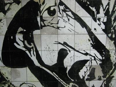 Buenos Aires, subte, subway, tiles, azulejos, Línea B, Estación Uruguay