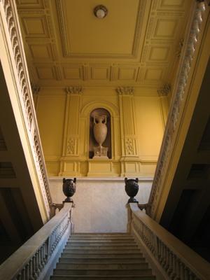 Buenos Aires, Casa Rosada, Escalera de Honor