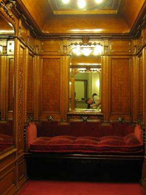 Buenos Aires, Casa Rosada, bedroom
