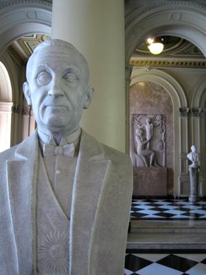 Buenos Aires, Casa Rosada, Salón de los Bustos