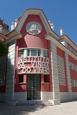 Portugal, Lisboa, Instituto do Vinho, Cassiano Branco, Português Suave