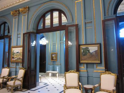 Buenos Aires, Casa Rosada, Salón Azul