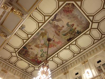 Buenos Aires, Casa Rosada, Salón Blanco