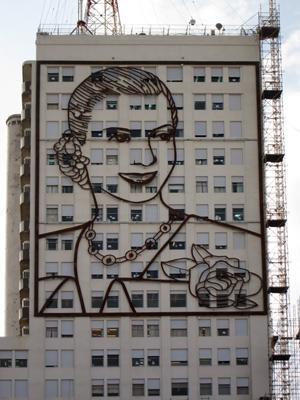 Buenos Aires, Ministerio de Obras Públicas, Daniel Santoro, Eva Perón