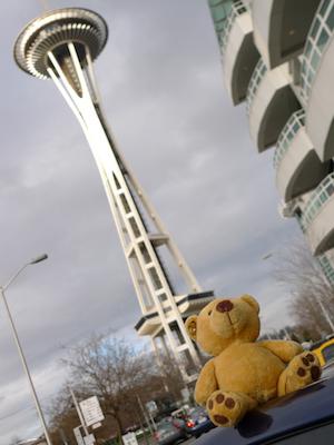 Ursula, Seattle, Space Needle