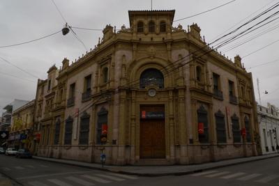 Argentina, Salta, Banco Hipotecario Nacional, Neocolonial