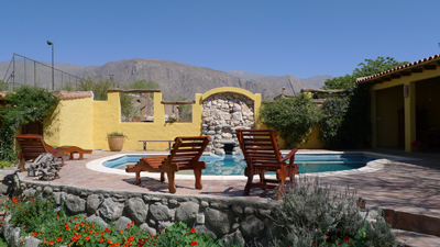 Argentina, Salta, Cafayate, Hotel Killa