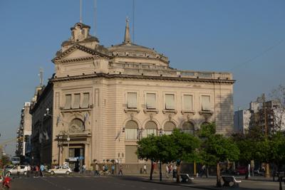 Argentina, Tucumán, San Miguel de Tucumán, Virasoro, Banco Provincial