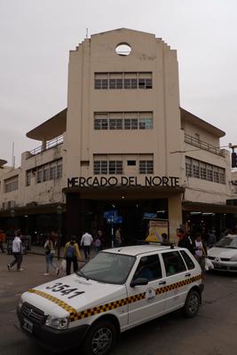 Argentina, Tucumán, San Miguel de Tucumán, Mercado del Norte