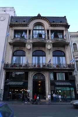 Argentina, Tucumán, San Miguel de Tucumán, Jockey Club