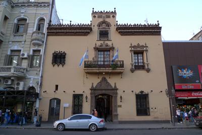 Argentina, San Miguel de Tucumán, FET, José Graña, Pirovano