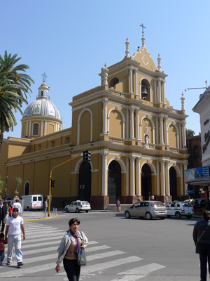 Argentina, Tucumán, San Miguel de Tucumán, Iglesia de San Francisco
