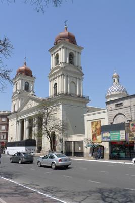 Argentina, Tucumán, San Miguel de Tucumán, catedral