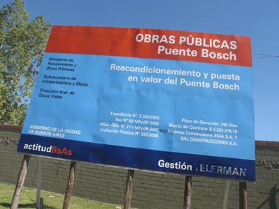 Buenos Aires, a+bsas, Telerman