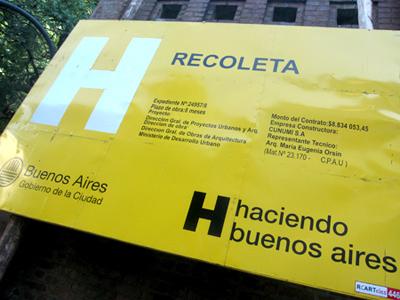 Buenos Aires, Haciendo Buenos Aires, Macri