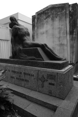 Argentina, Tucumán, San Miguel de Tucumán, Cementerio del Oeste, Fioravanti
