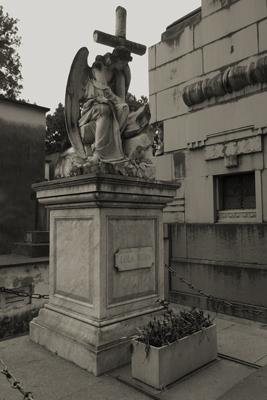 Argentina, Tucumán, San Miguel de Tucumán, Cementerio del Oeste, Lola Mora