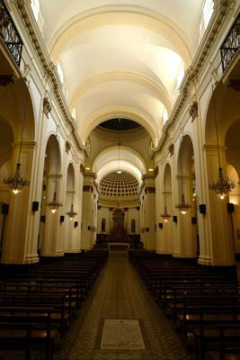 Argentina, San Miguel de Tucumán, Iglesia de Santo Domingo