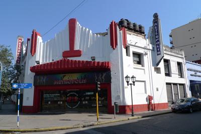 Argentina, San Miguel de Tucumán, sur, Art Deco