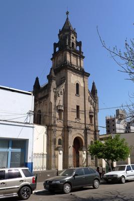 Argentina, San Miguel de Tucumán, sur