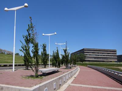 Buenos Aires, Belgrano, Parque de la Memoria