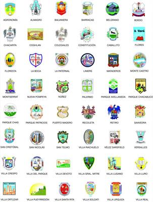 Buenos Aires, emblemas