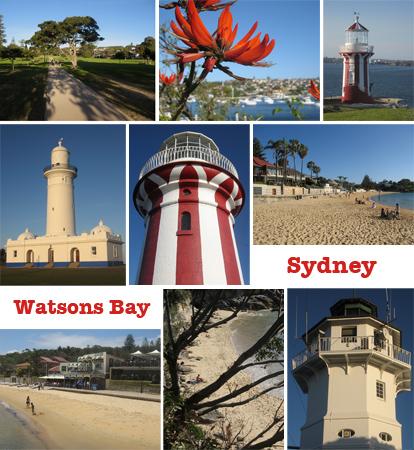 Australia, Sydney, Watsons Bay