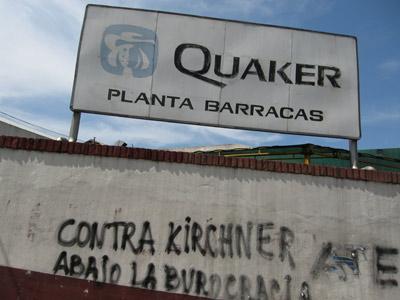 Buenos Aires, Barracas, industria