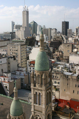 Buenos Aires, Retiro, Edificio Kavanagh