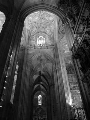 Spain, España, Sevilla, catedral, cathedral