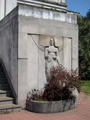 Buenos Aires, La Boca, Costanera Sur, Observatorio Naval