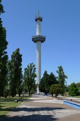 Buenos Aires, Villa Soldati, Parque de la Ciudad, Torre Espacial