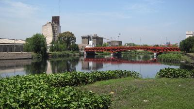 Buenos Aires, Barracas