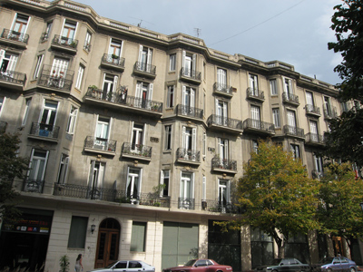 Buenos Aires, Barracas, residential