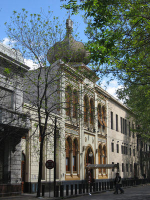 Buenos Aires, Barracas, Sinagoga Or Torah