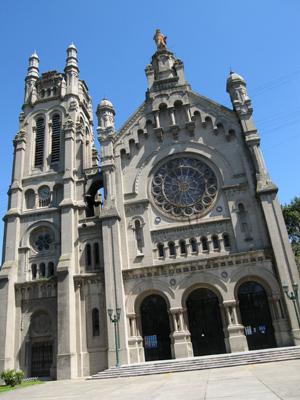 Buenos Aires, Barracas, Basílica del Sagrado Corazón de Jesús