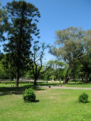 Buenos Aires, Barracas, Parque España