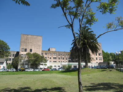 Buenos Aires, Barracas, Hospital Borda