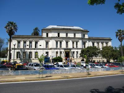 Buenos Aires, Barracas, Hospital Nacional Neuropsiquíatrico de Mujeres